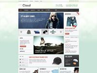 Load Profile Green Cloud